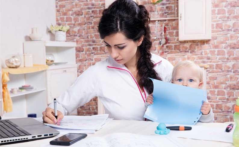 бизнес для мамы в декрете